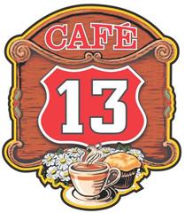Cafe 13
